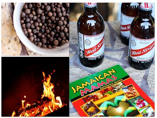 Tulta, pippuria ja Jamaican Mama.