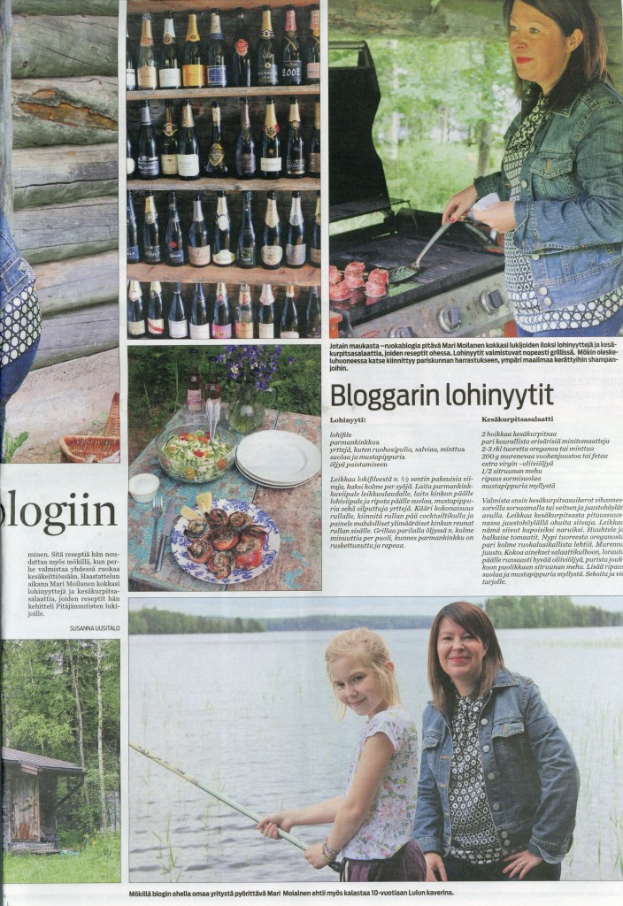 Pitäjänuutiset 18.7.2014 2