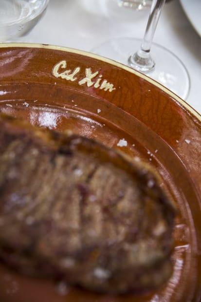 Cal Xim: ja köntti lihaa.