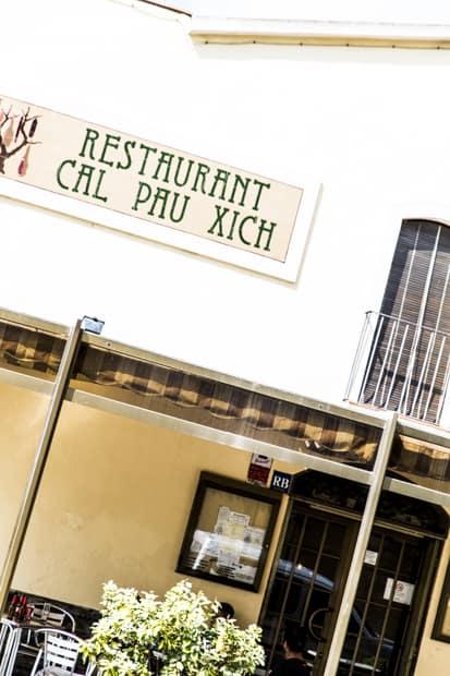 Cal Pau Xich: käymisen väärti.