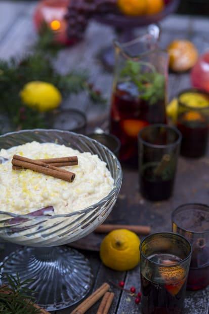 Maistuisiko tänä jouluna viileä riisi?
