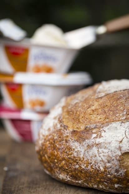 Rapea leipä on kaiken a ja o.