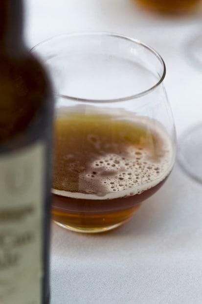 Ragun olut on tuju ja tummahko.