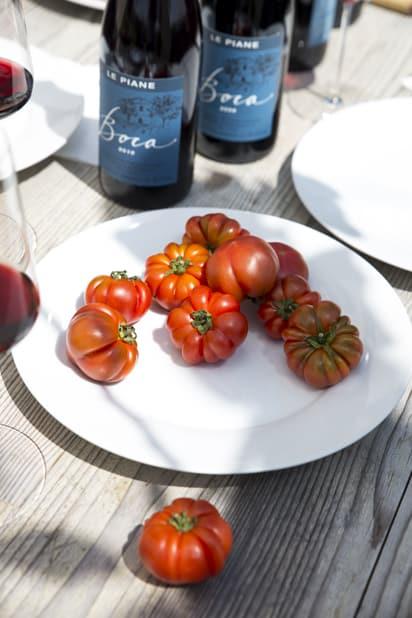 uskomaton maku ja kiinteys näissä suolavedellä kastelluissa tomaateissa.