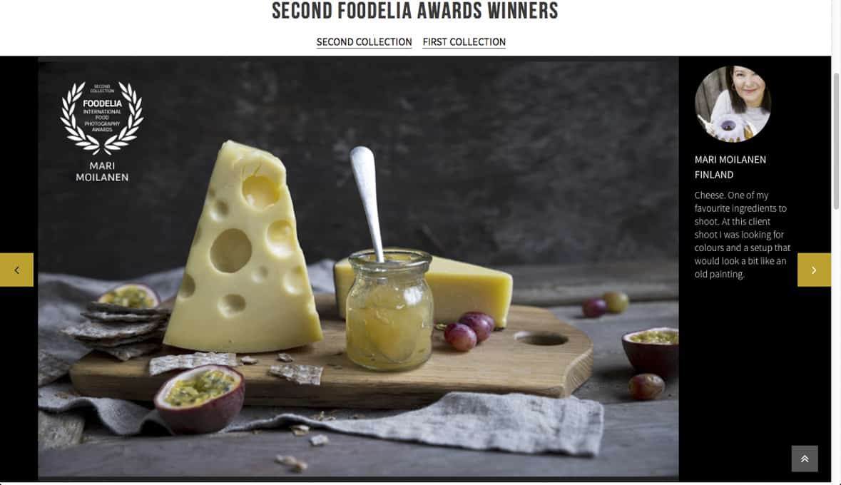 foodelia awards