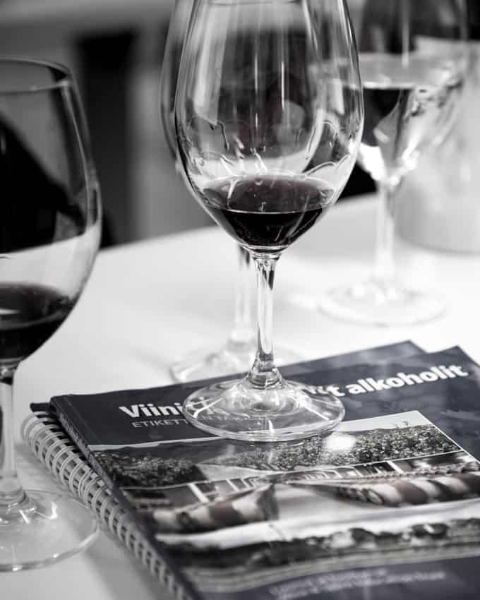 Wset-viinikurssi