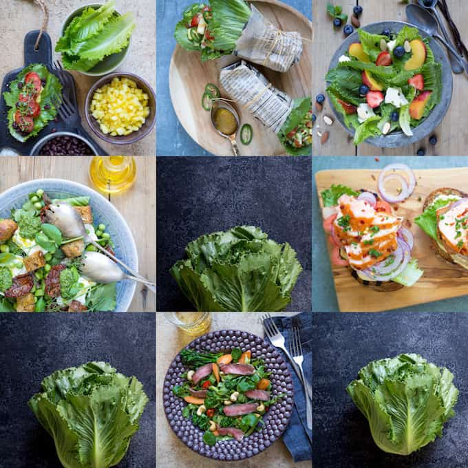 Salaattireseptejä Mari Moilanen