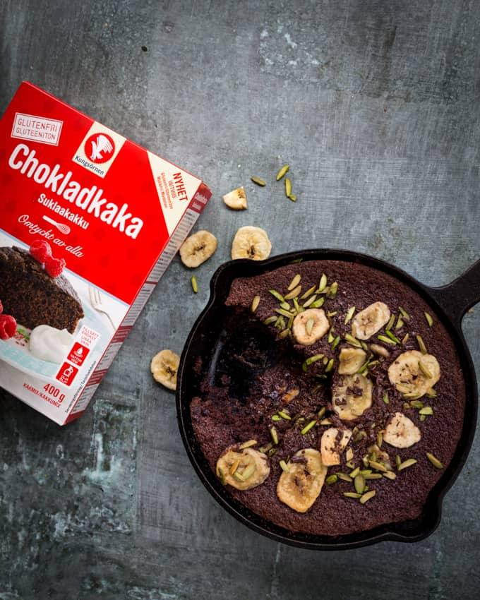 suklaakakku-mari-moilanen-21, gluteeniton leivonta, gluteeniton suklaakakku, suklaakakku, kungsörnenin chockladkaka, suklaajälkiruoka, aamiaiskakku
