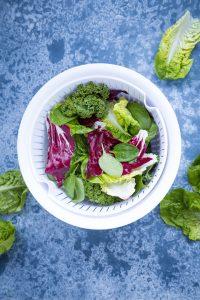 Pelkkää salaatin puputtamista?