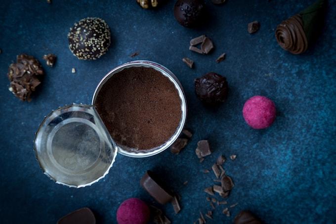 friikkisuklaapiirakka, suklaapiirakka, maitosuklaapiirkaa, ganacheohje, suklaaganachepiirakka, suklaapiirakka, suklaakastike