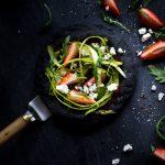 musta pizza, mustaa ruokaa, iba, inspiration blog awards, ruokakuvaus