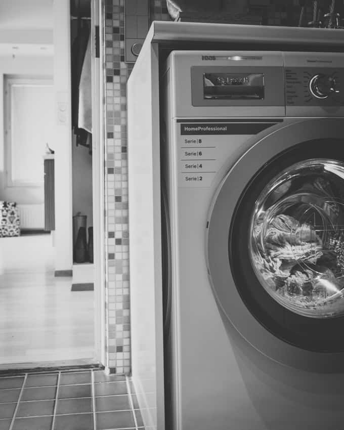 Bosch i-DOS pyykinpesukone, pyykinpesukonearvostelu, kaupallinen yhteistyö, ruokabloggaaja, ruokabloggaaminen