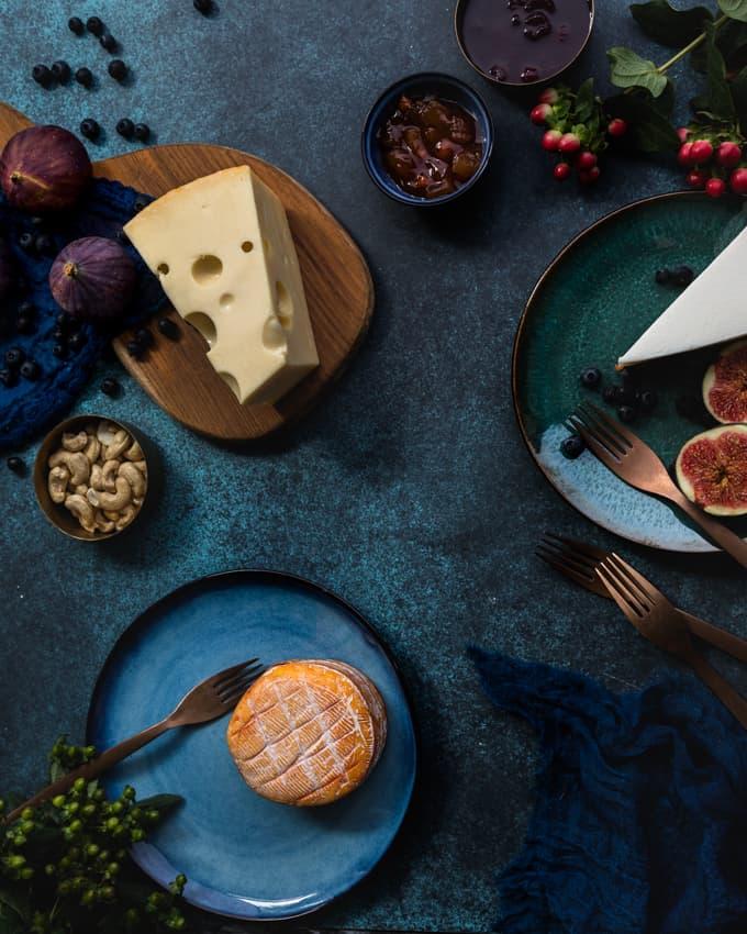 juustopöytä, juustot, sisältöyhteistyö, instagramsisältöyhteistyö