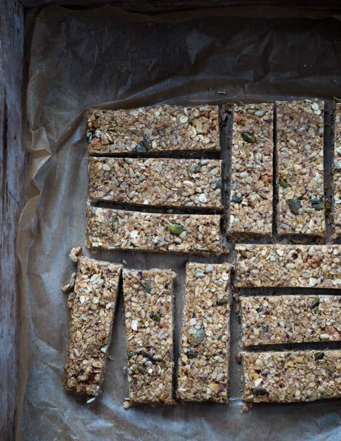 granolapatukat, ruokakuvauskurssi