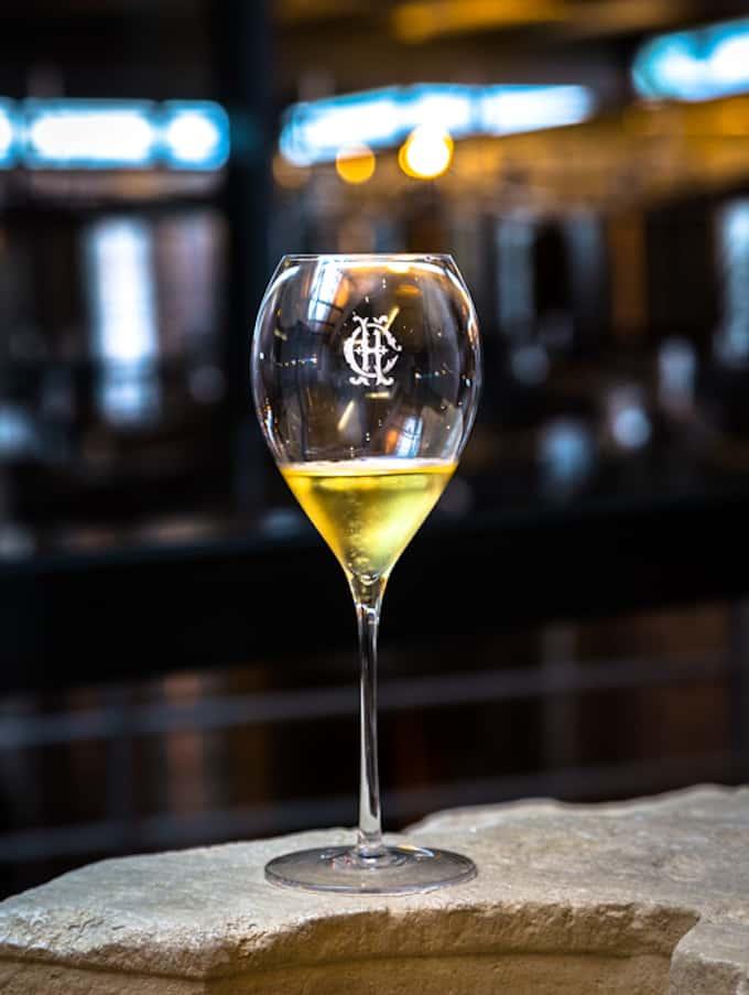 grand champagne 2018, charles heidsieck, samppanja
