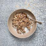 rawnola, rawnolaresepti, raaka granola, tuore granola