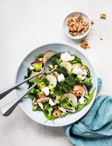 parsakaalisalaatti, detoksaussalaatti