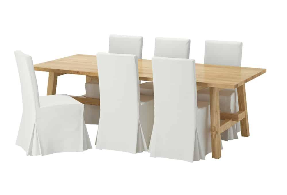 ikea-kattauskilpailu, möckelby-pöytä