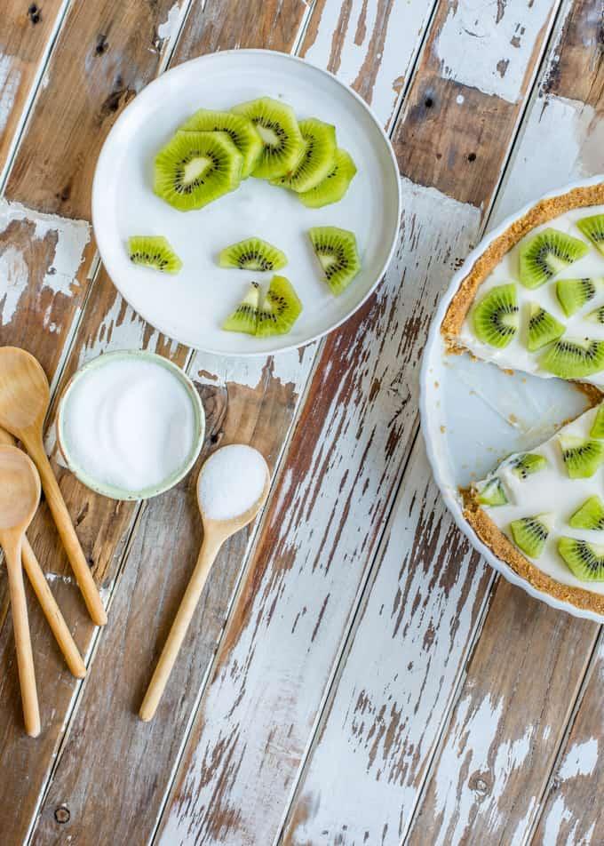 mosaiikkijuustokakku, vähäsokerinen leivonta, sokeriton leivonta, sokeriton juustokakku