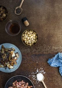 tattikeitto, tattikeitto sherryllä, sienikeitto, sienireseptejä, herkkutattikeitto, mitä tehdä herkkutateista, sienikeitto