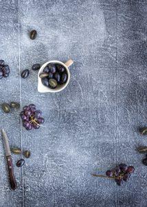 viinirypäleclafoutis, hedelmäjälkiruoka, pannukakku, clafoutisresepti