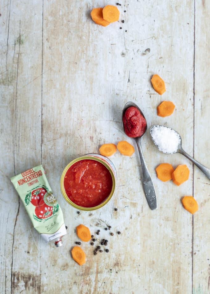 riistaraguu, tomaattipohjainen riistaraguu, riistapata