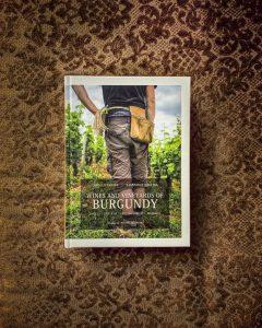 wines-and-vineyards-of-burgundy-kirja, burgundian viinit, kirja burgundian viineistä