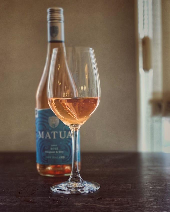 Matua Rosé, ihana roseeviini, Matuan viinit