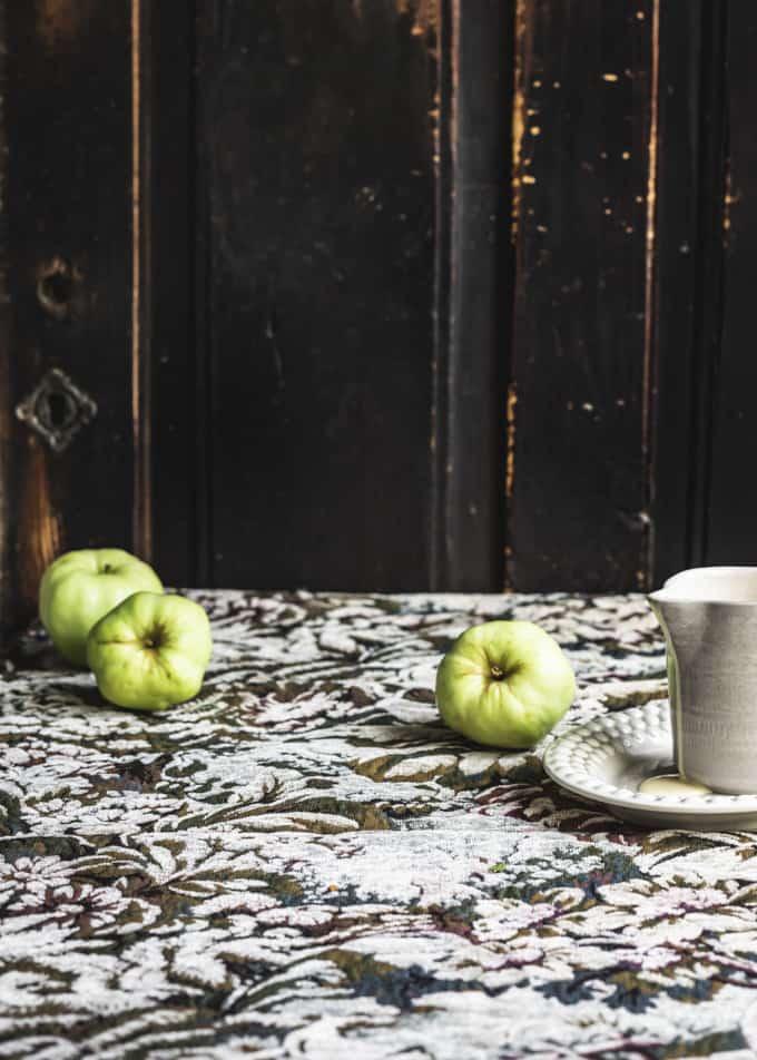 omenakakku, omenareseptejä