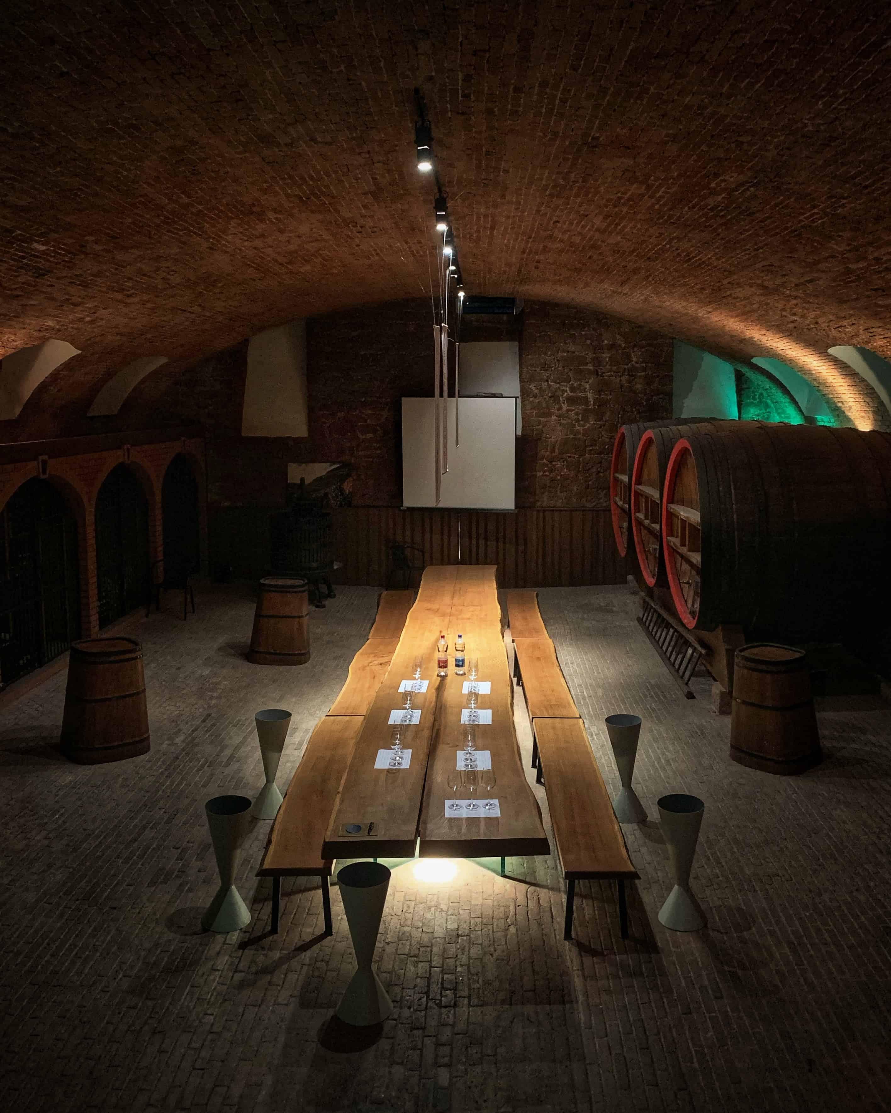 viinimatka alsaceen, domaines schlumberger