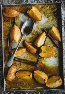 uunipersimonit, persimonjälkiruoka, mitä tehdä persimonista