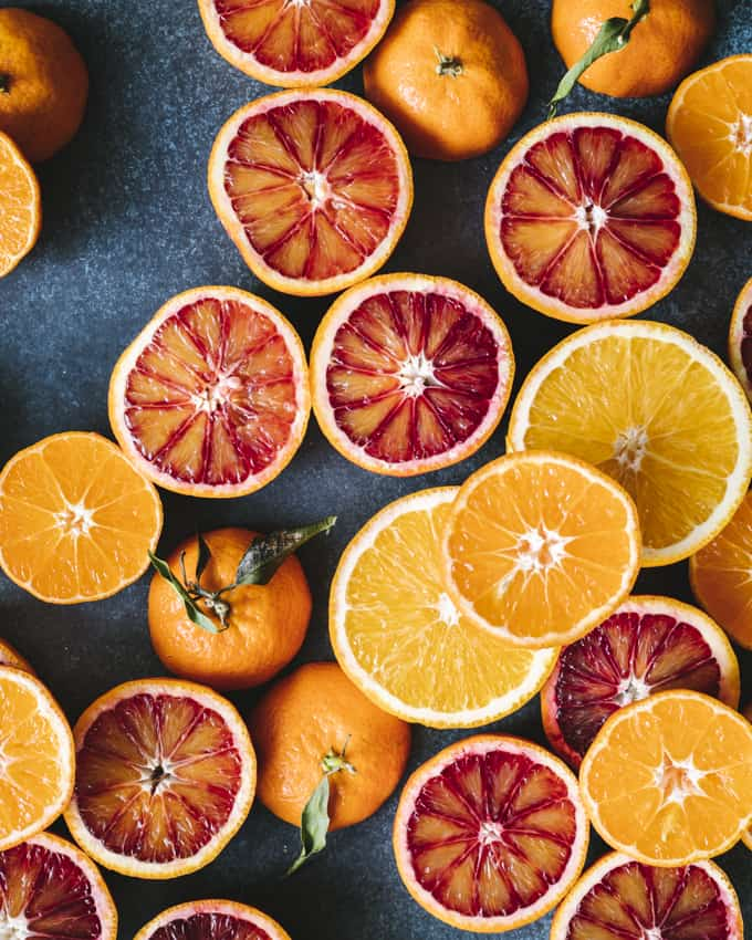 appelsiinireseptejä, sitrukset, reseptejä sitruksista