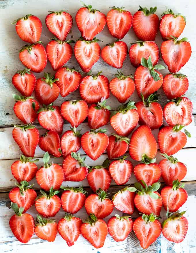 mansikkareseptejä, mansikkajälkiruoka, mansikka, parhaat mansikkareseptit