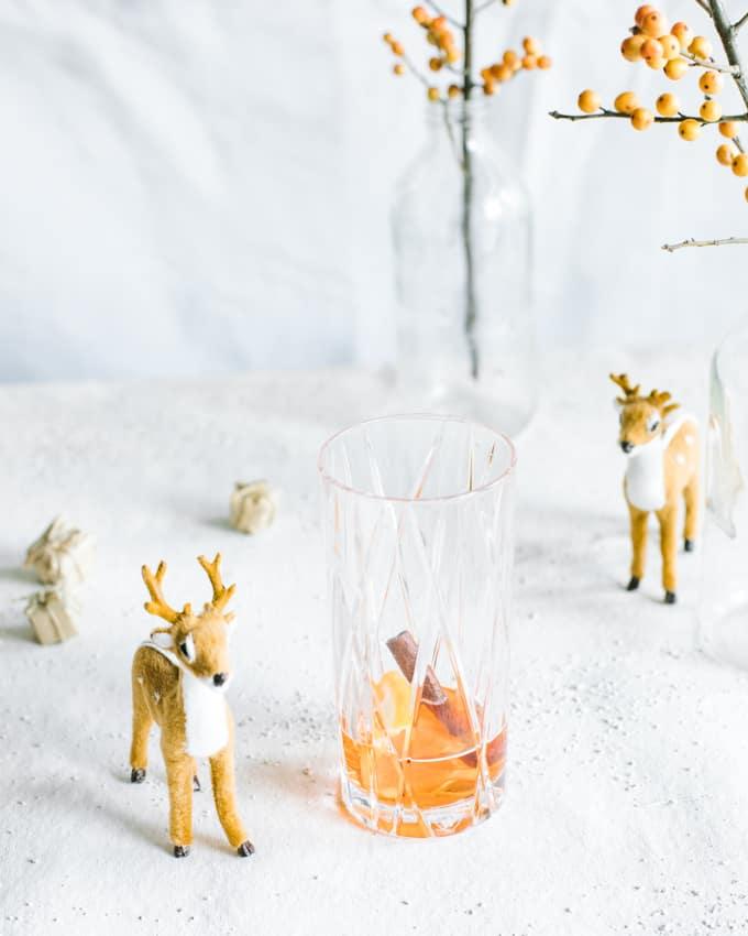 jouluaperol, aperolglögi