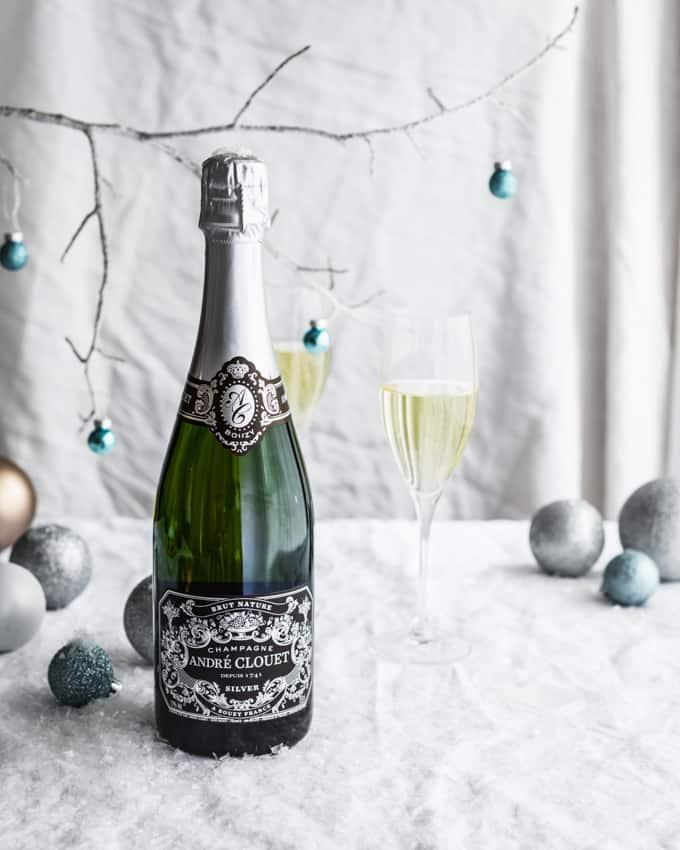 andrer clouet samppanja, hyväm samppanja juhliin