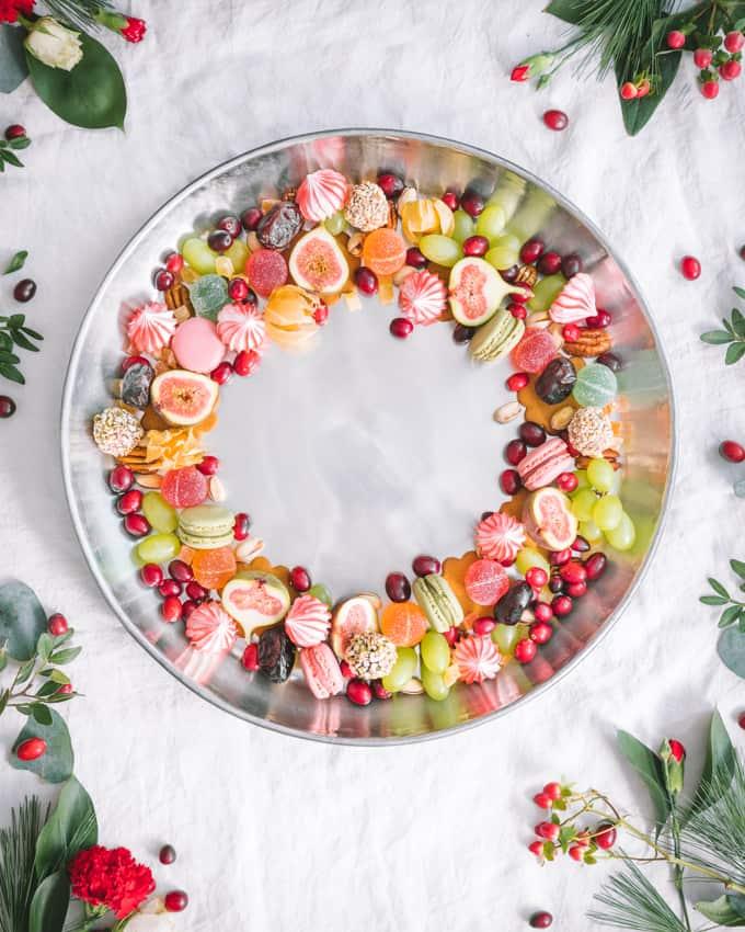 ranskalainen joulujälkiruoka, jälkiruoka jouluksi, joulun jälkiruoka