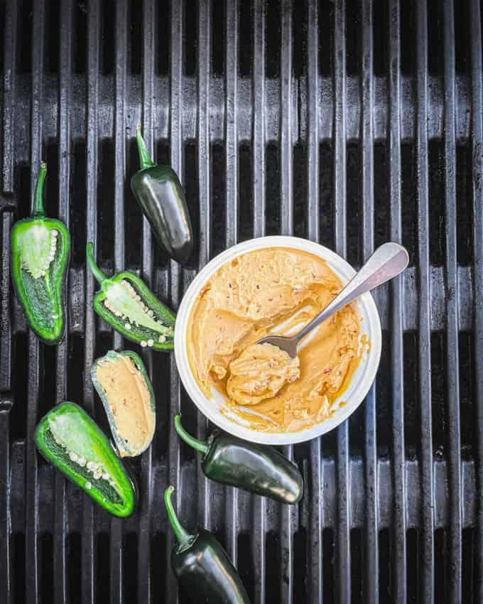 grillatut avokadot ja jalapenot, grillausvinkkejä