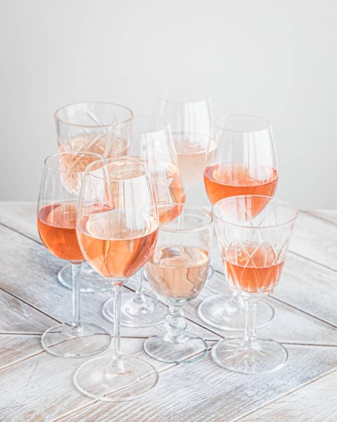parhaat roseeviinit, parasroseeviinit, roseeviinit 2021
