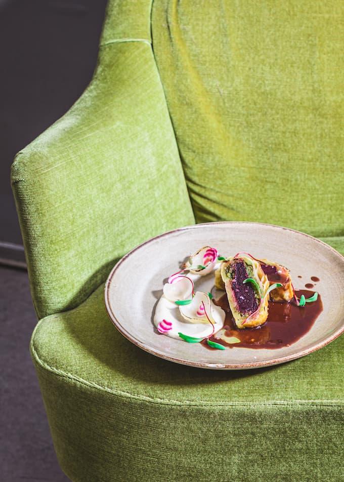 ravintola ilves, artistimenu, tavastia-klubin artistimenu, sofan menu